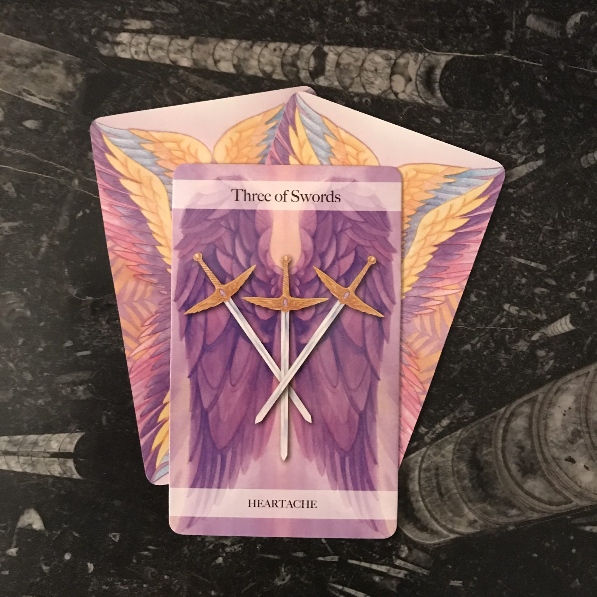 Angel Tarot Course - Two