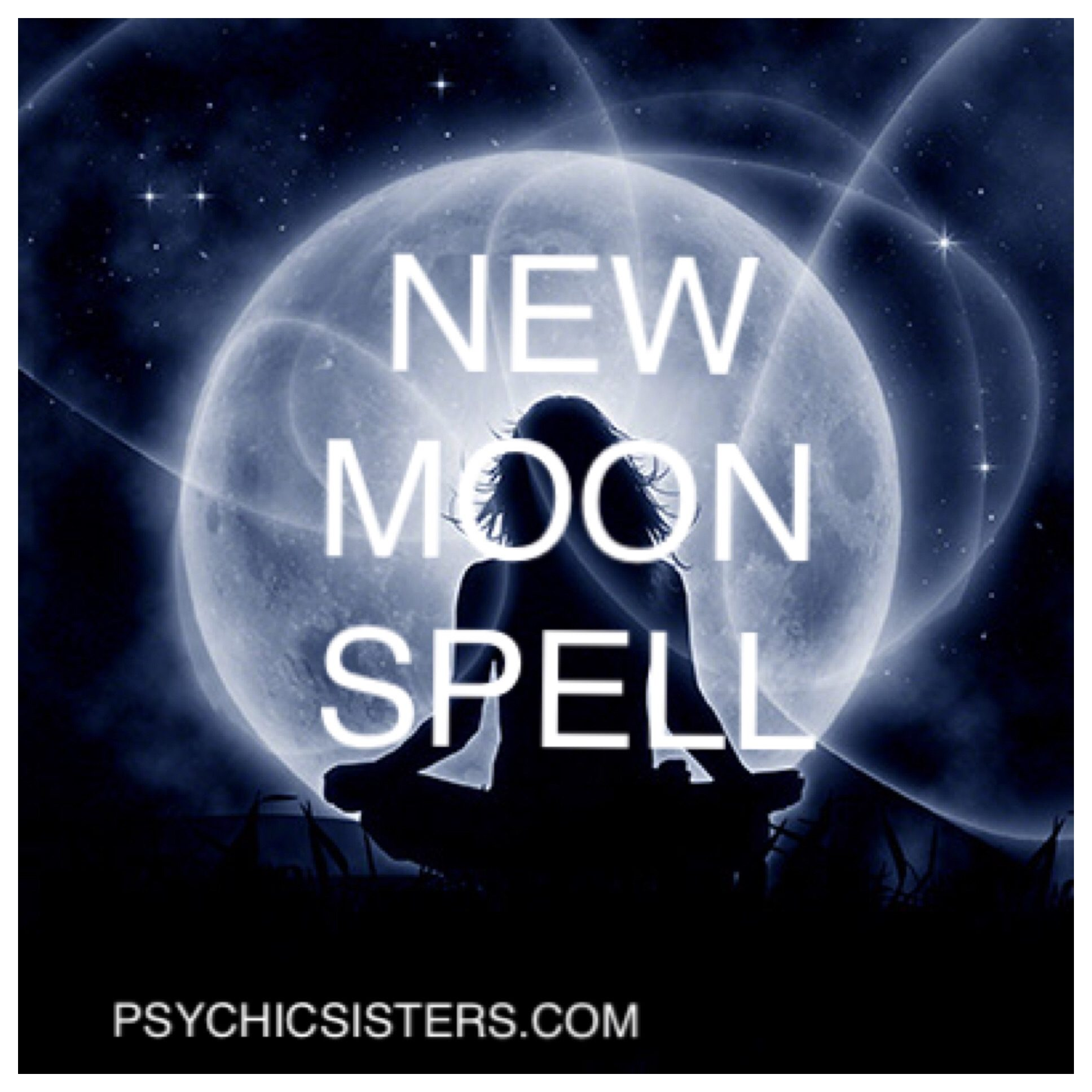 New Moon Spell