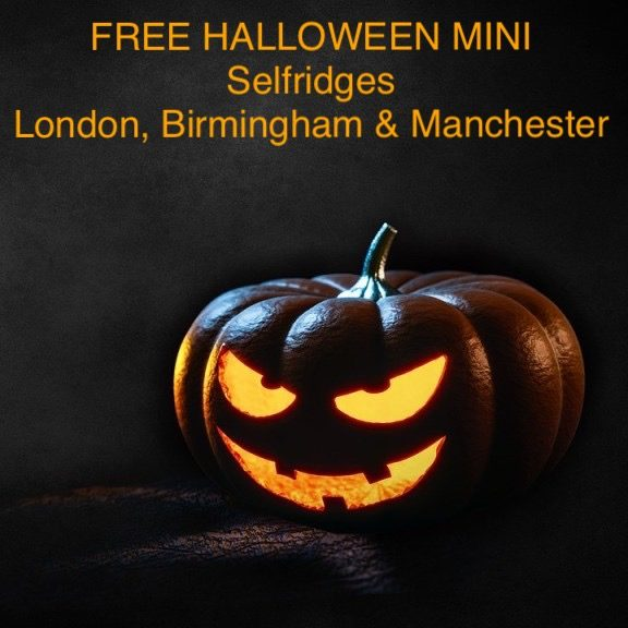 HALLOWEEN FREE MINI READINGS