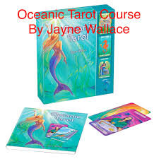 Oceanic Tarot Course - Week 21