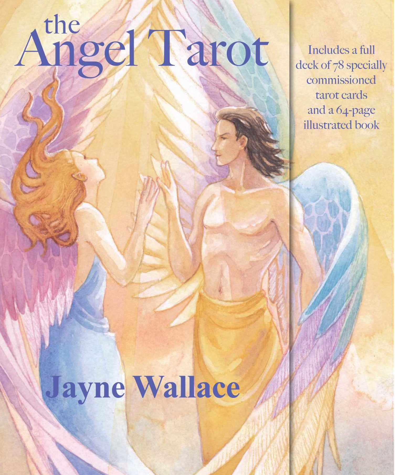 Angel Tarot Course - The Hierophant & The Emperor.