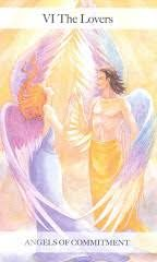 Angel Tarot Course - The Lovers & The Chariot.