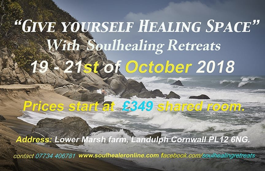 Sue Phillips Soulhealing  Retreat