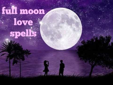 Full Moon Love Spell