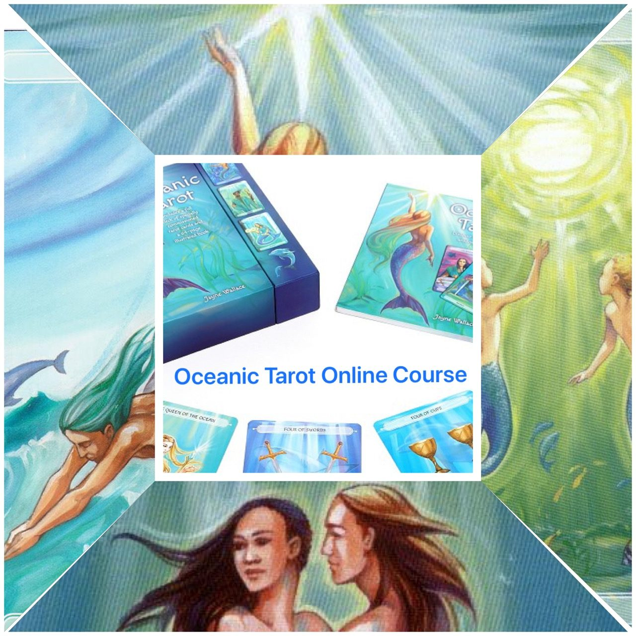 Oceanic Tarot Course - Pages - Week 12