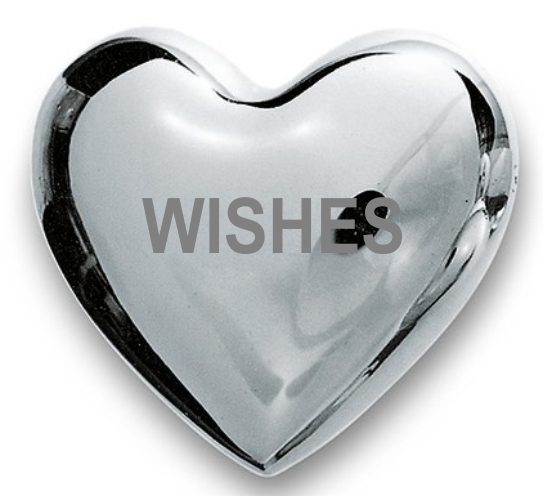 WISHES WISHING HEART